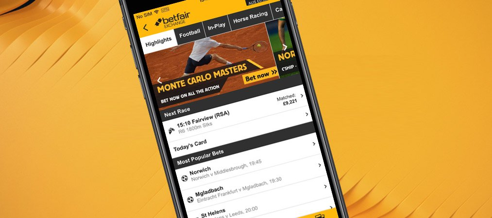 Sportsbook app Android