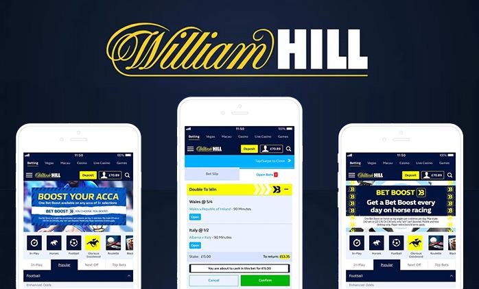 William Hill – descargar app